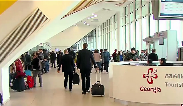 Milan-Tbilisi flights arrived in Tbilisi - all passengers clean off Coronavirus